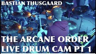 Bastian Thusgaard - The Arcane Order - live in Aarhus, part 1