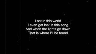 Anouk - Lost - Lyrics