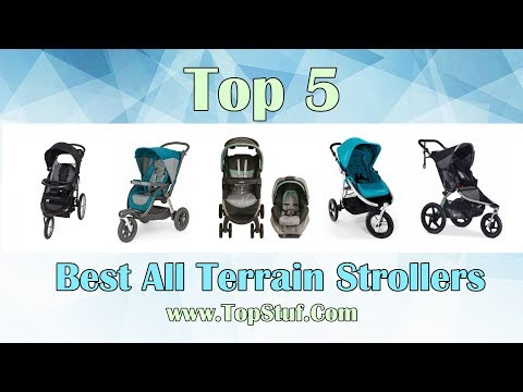 Top 5 Best All Terrain Strollers – Best price and most comfortable