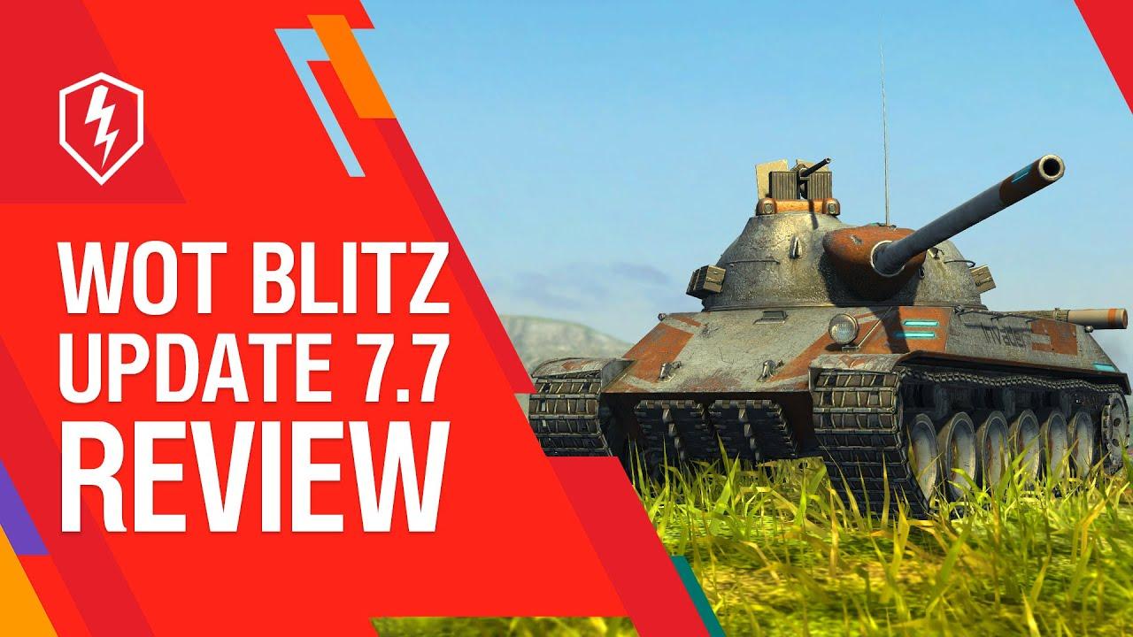 WoT Blitz aggiunge i carri armati Cecoslovacchi e nuovi effetti audio per i motori