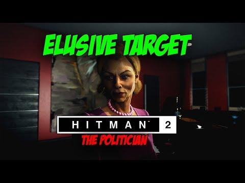 THE POLITICIAN - Hitman 2 Elusive Target