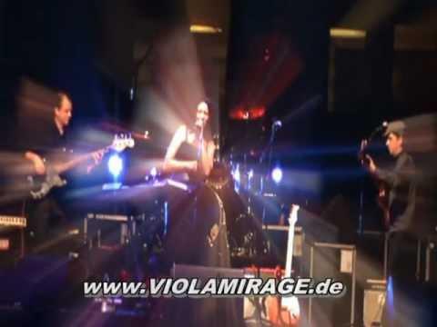 VIOLA MIRAGE live @ Thüringentag  2011 - Concert parts I Experimental I Avantgarde I Rock I Germany