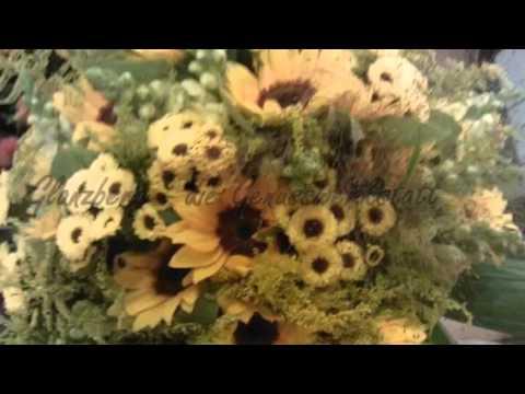 Trauerfloristik, Blumen für den Abschied