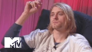 <b>Kurt Cobain</b> Talks Music Videos His Stomach & Frances Bean  MTV News