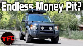 The Cold Hard TRUTH About Owning An Old Land Rover LR3
