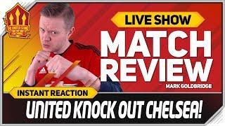 Goldbridge! POGBA Beats HAZARD! Chelsea 0-2 Manchester United