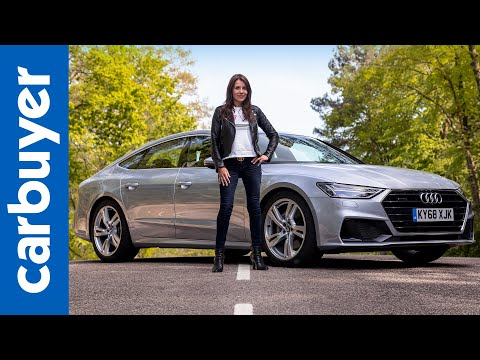 Audi A7 Sportback in-depth review - Carbuyer