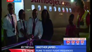 Jambo jet unveils aircraft as it looks to expand to East Africa