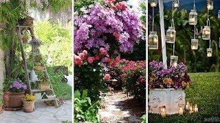 10 Cheap Flower Garden Project Ideas