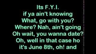Eminem-Symphony In H Lyrics on screen (New)