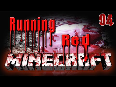 Minecraft Running Red 4 - Automating the Blood Altar