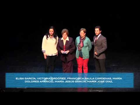 """Distinciones """"Mujeres sin diferencias"""" 2014"""