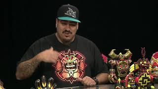 NVTV - Jesse Hernandez (Urban Aztec, Artist) And Iris Valdez