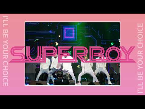 """Lyric""""ให้ฉันเป็นตัวเลือก (Hai Chun Bpen Dtua Leuak)"""" by Superboy A"""