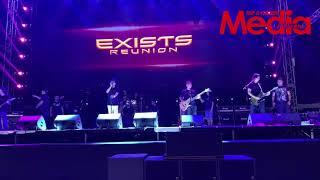 Sesi Soundcheck Konsert Exists Reunion. Jom layan - #MHnews