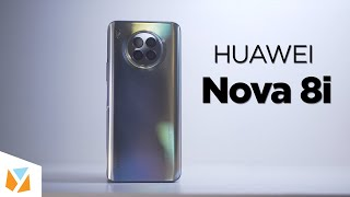 Huawei Nova 8i Unboxing and Hands-on