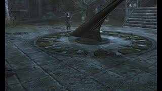 Прохождение Skyrim №33.Внутренний двор замка Волкихар.