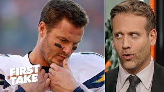 Max Kellerman is giving up on Philip Rivers' Super Bowl chances | First Take