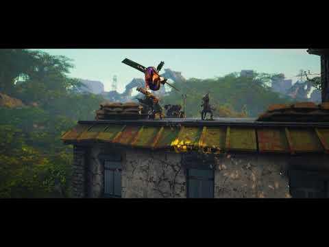 Видео № 1 из игры Biomutant - Atomic Edition (по предоплате) [Xbox One]
