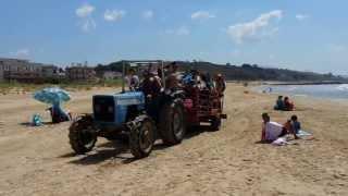 preview picture of video 'Menfi - Operazione Spiaggia Pulita'