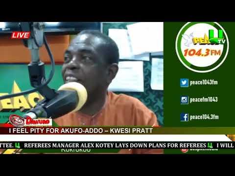 'I Feel Pity For President Akufo-Addo' – Kwesi Pratt