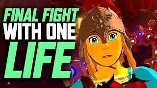 Confronting Ganon With One Life - Zelda Breath Of The Wild | GraveHoppers Ep. 11