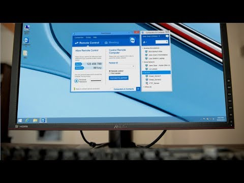 Teamviewer Beta Adds Wake-On-LAN And Two-Factor Authentication
