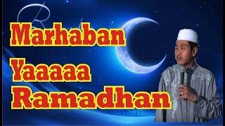 KH Anwar Zahid Marhaban Ya Ramadhan ~ Ya Allah Sampaikanlah Kami Pada Bulan Ramadhan