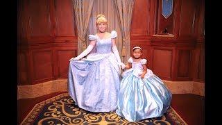 Cinderella Birthday Celebration Aileens 5th Birthday