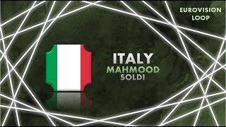 MAHMOOD   SOLDI | 1 HOUR LOOP | ITALY | EUROVISION 2019