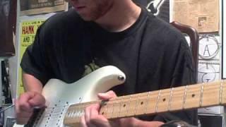 Baby Please Don't Go: Guitar Cover, Aerosmith, Full Song