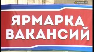 В Краснодаре 20 апреля проведут ярмарку вакансий для молодежи
