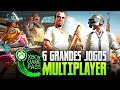 6 Grandes Jogos Multiplayer No Xbox Game Pass
