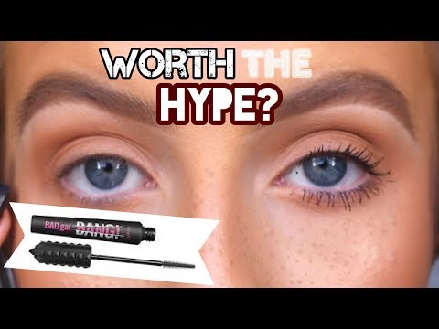 BENEFIT BAD GAL BANG MASCARA? | KeilidhMua