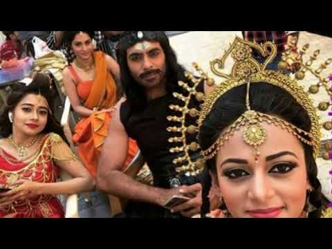 Last day shoot of Karamfal Data Shani actors Offscreen masti