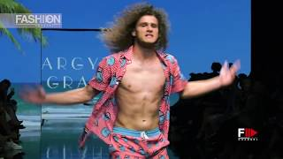 ARGYLE GRANT Spring 2020 LAFW by AHF Los Angeles - Fashion Channel