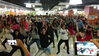 Capgemini Flashmob At Vikhroli M7 Cafteria