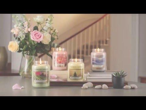 Lõhnaküünal Yankee Candle My Serenity, 49g hind ja info | Küünlad, küünlajalad | kaup24.ee
