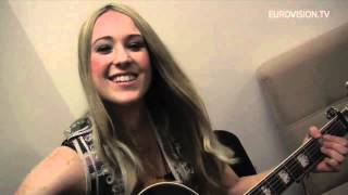 Soluna Samay - Should've Known Better (Denmark) 2nd Rehearsal and Backstage