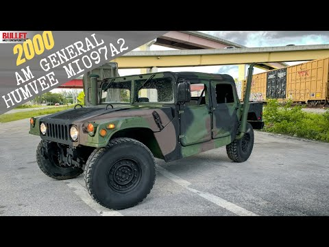 2000 AM General Hummer (CC-1364793) for sale in Fort Lauderdale, Florida