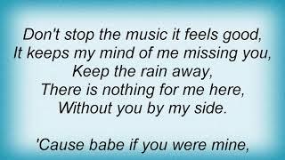 Anouk - If You Were Mine Lyrics