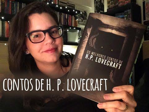 OS MELHORES CONTOS DE H. P. LOVECRAFT | BOOK ADDICT