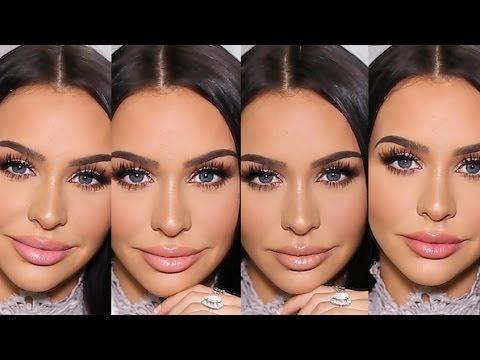 KIM KARDASHIAN X KYLIE JENNER | First Impressions +Lip Swatches