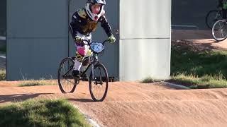 BMX RACE Разминка велодром Марьино
