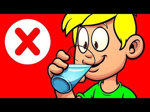 Se bevo 2 litri dacqua perderò il peso