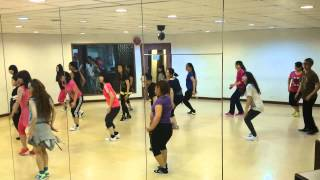 Whatcha doin' today by 4minute @ Dance Force