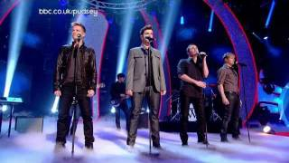 Westlife - What About Now (Children In Need) (HD)