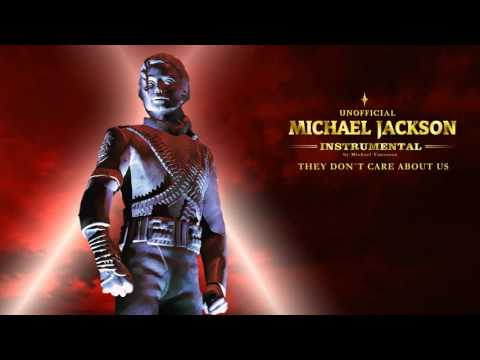 MJ Instrumental   - They Don`t Care About Us