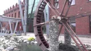 preview picture of video 'Młyn Jacka Hotel Spa Jaroszowice k.Wadowic'