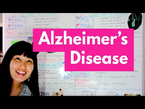Alzheimer's Disease- OT Intervention